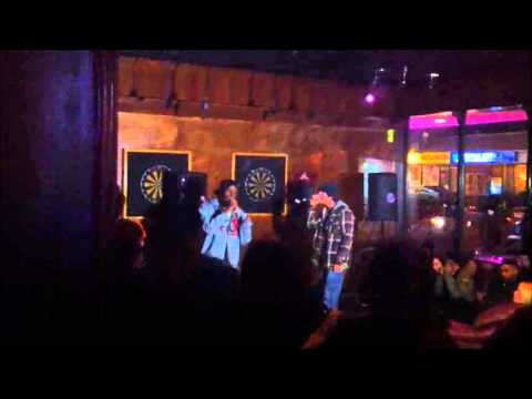 No Delay performing live at Cozy Corner, 3/16/13 - Part 1