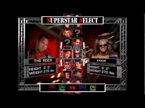 Gameplay de WWE Raw
