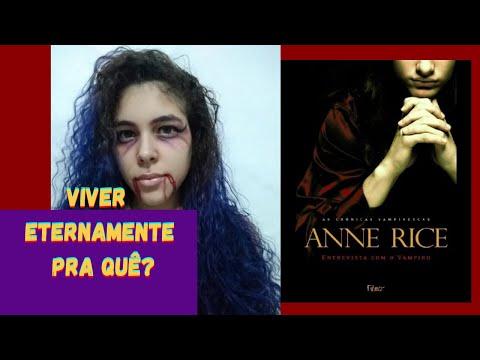 """Entrevista com o Vampiro"", de Anne Rice | As Crônicas Vampirescas #1"