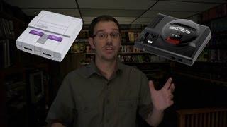 SNES VS. Sega Genesis (Part 1)