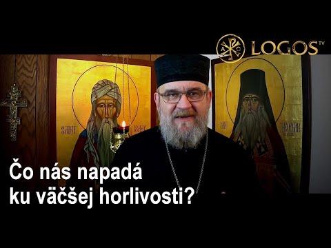 OTCOVIA PÚŠTE (188) - Sv. Izák Sýrsky - Boh uvaľuje pokušenia na lenivých