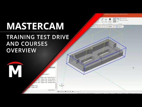 Mastercam Training Overview
