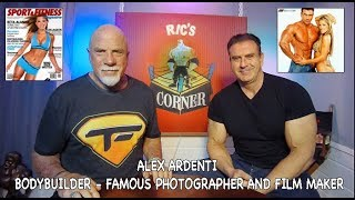 Latest interview on Ric's Corner