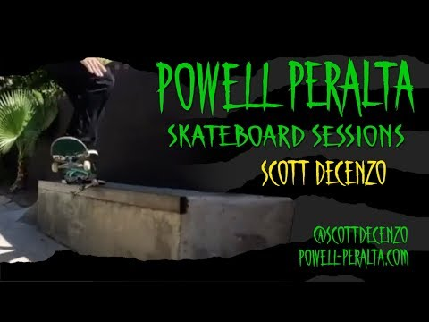Powell-Peralta | Scott Decenzo | Instagram 2017 |