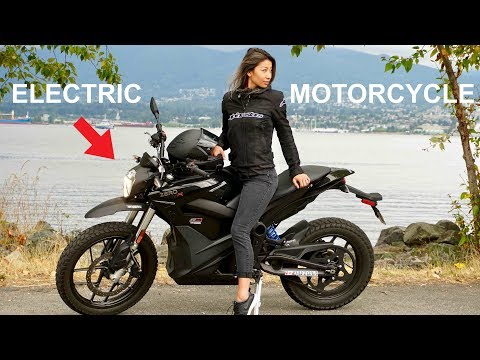 THE ELECTRIC MOTORCYCLE IS HERE – Zero Motorcycles test ride and review