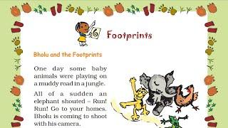 Maths Magic Class 2 | Chapter 6 - Footprints In Hindi
