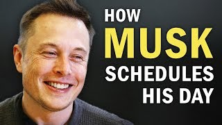 Timeboxing: Elon Musk's Time Management Method
