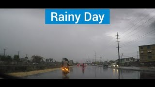 Rain In St Catherine & Kingston, Jamaica