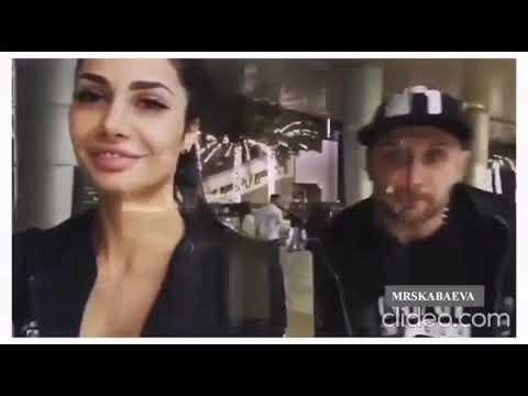 Трогательное видео Саши Кабаевой и Александра Липового