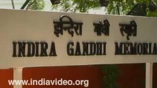 Indira Gandhi Museum - III