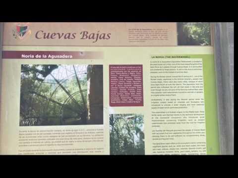Noria de la Agusadera, Cuevas Bajas (Rincón Singular)