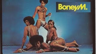 Boney M - Daddy Cool [extended version with brass] rare