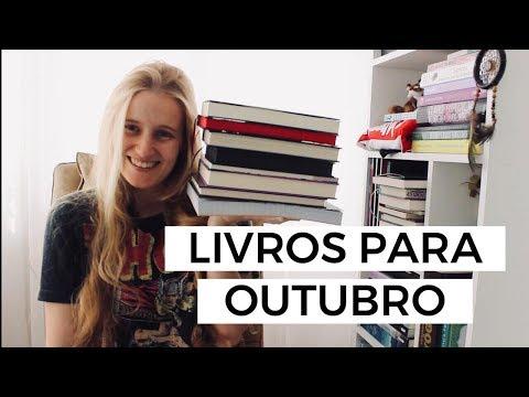 LIVROS PARA LER EM OUTUBRO | Laura Brand
