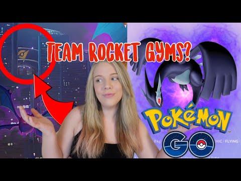TEAM ROCKET GYMS? GIOVANNI? New Shadow Pokémon? Pokemon Go Team Rocket Speculation