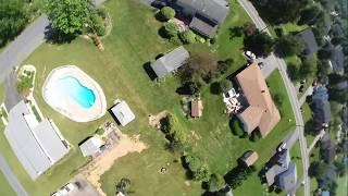 Backyard FPV- EMAX Tinyhawk Freestyle 2 & Insta360 Go