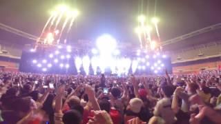 Avicii - Levels, Ending @ Ultra Music Festival Korea 2016