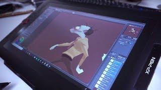 XP-Pen Artist 12 und 13.3 Pro Review - Zwei neue Grafiktabletts mit Display im Test