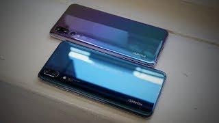 Huawei P20 Pro / P20 Hands-on - Woah 40 Megapixels! | Pocketnow