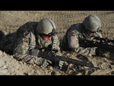 Αποσύρθηκαν τα γερμανικά στρατεύματα από το Αφγανιστάν…