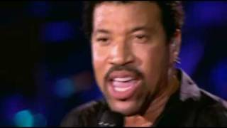 Lionel Richie & Trijntje Oosterhuis - Face In The Crowd