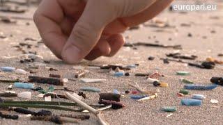 Τι είναι η ρύπανση από μικροπλαστικά;  Title