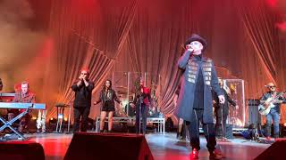 Culture Club - Runaway Train [Live] 9/23 Santa Barbara Bowl