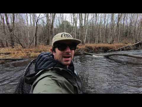 Tough Day of Winter Fly Fishing