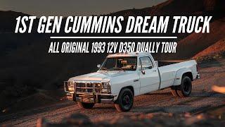 1993 1st Gen 12v Cummins Dually Dream Truck Tour