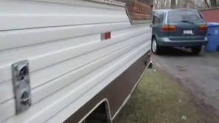 RV Generator: Working on quieting down the Onan