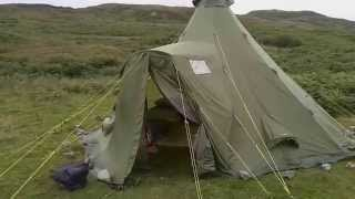 Helsport Varanger Camp 8-10 Tent Walkaround