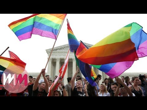 Top 10 Important LGBTQ Moments In US History
