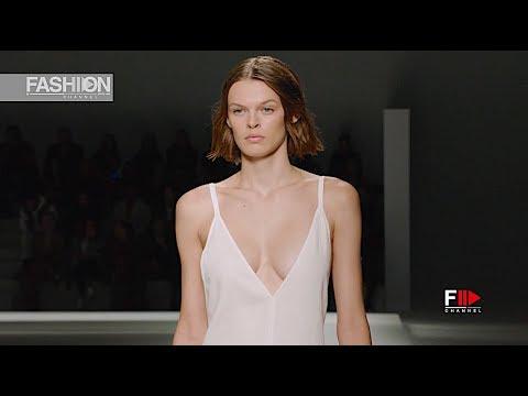 BOSS Spring Summer 2019 New York - Fashion Channel
