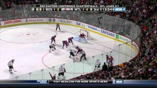 Bruins-Habs Game 4 Highlights 4/21/11 1080p HD