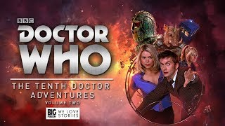 The Tenth Doctor Adventures Volume 2 - Novembre 2017 - Trailer YouTube