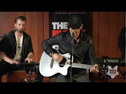 Fox Uninvited Guest with Three Days Grace - Chalk Outline