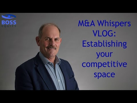 Establishing your Competitive Space with SVP John Symon