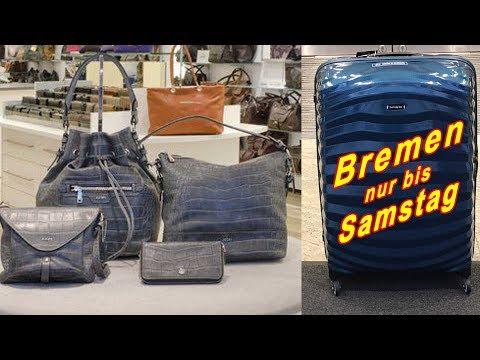 Taschen Sale 2017–Marken Handtaschen jetzt bis 70 %  reduziert Räumungsverkauf wegen Umbau  Dittfeld
