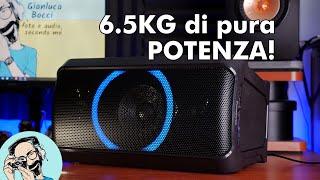 Panasonic TMAX5: 6.5KG di pura POTENZA!