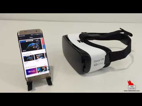 How to setup the Samsung Gear VR Headset (Part 1)
