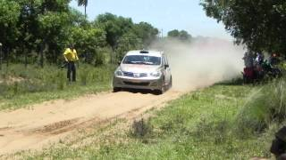 preview picture of video 'Rally de Ayolas 2011'