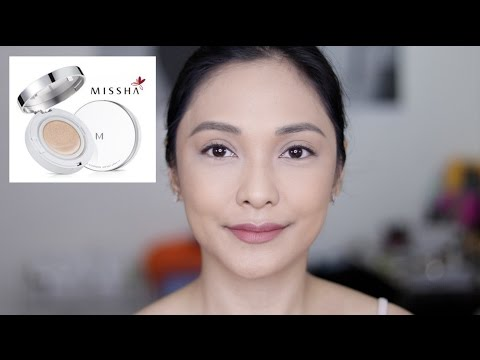 Missha M Magic Cushion Review | Humid Climate Mp3