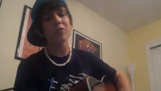 """Let me love you"" Mario cover by 15 yr old Austin Mahone"