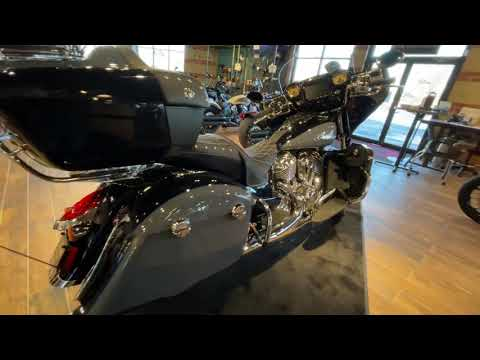 2021 Indian Roadmaster® Icon in Muskego, Wisconsin - Video 1