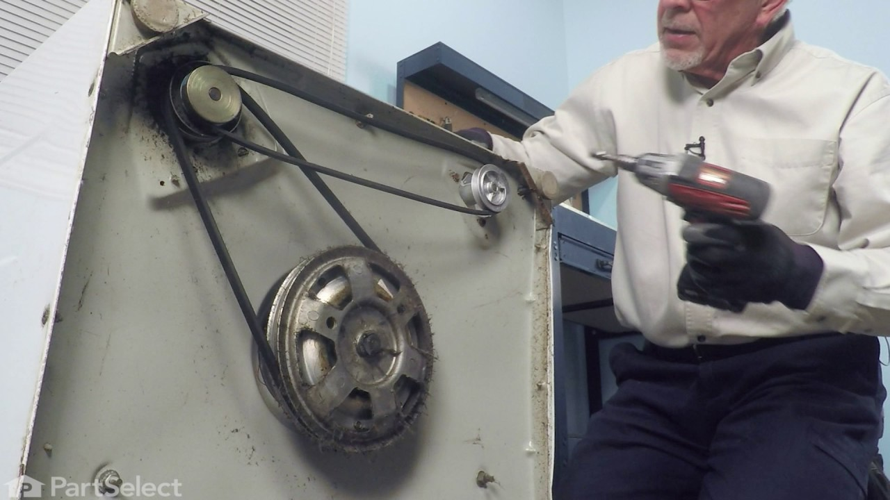 Replacing your Maytag Washer Drain Pump