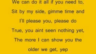 Example Time Machine Lyrics