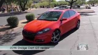 2015 Dodge Dart GT Review by SmartFem Magazine of Scottsdale AZ