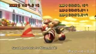 【TAS】マリオカートWii 全32コース最速TAS