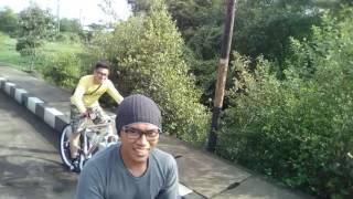 Gowes Gayeng Menjelajah Pelabuhan Tanjung Mas Semarang