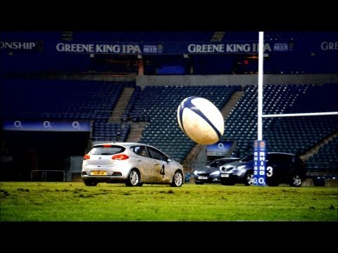 Car Rugby at Twickenham | Part 2 | Top Gear