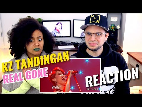 KZ Tandingan - Real Gone | Episode 8 | Singer 2018 | REACTION